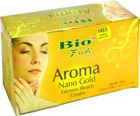 Bio Fresh Aroma Nano Gold Fairness Bleach Cream (250 G)