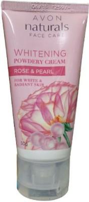 Avon Fairness Avon Whitening Powdery Cream Rose & Pearl