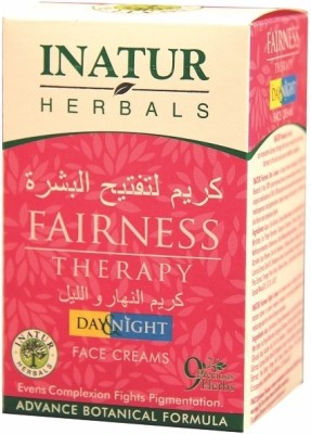 Inatur Herbals Fairness Therapy (Day & Night) - 100 G
