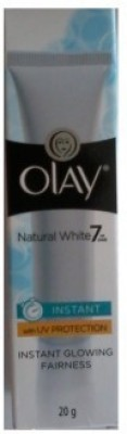 Olay Natural White Light All In One Fairness Day Cream (Pack Of 3) - 60 G