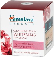 Himalaya Clear Complexion Whitening Day Cream (50 G)