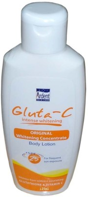 Gluta-C Intense Whitening Herbal Body Lotion With Spf25 (125 Ml)