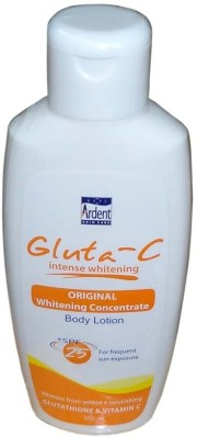 Gluta-C Intense Whitening Herbal Body Lotion With Spf25 (300 Ml)
