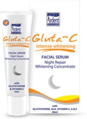 Gluta-c Whitening Facial Repair Night Serum / Skin Fairness Serum (30 Ml)