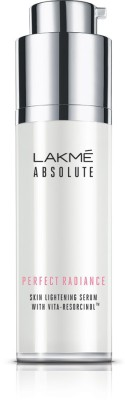 Lakme Absolute Perfect Radiance Skin Lightening Serum With Vita Resorcinol (30 G)