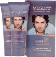 Meglow Premium Fairness Cream For Men (Pack Of Two) (100 G)