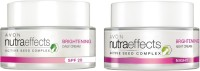 Avon Nutraeffects Brightening Daily Cream SPF 20 (50g) + Night Cream (50g) (100 G)
