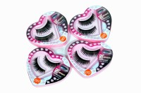 Life Line Services Stiying Eye Lashes Day And Night (Pack Of 4)