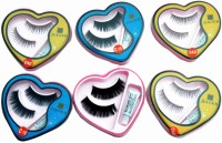 Arip Eye Lashes With Lashes Glue (Combo) (Pack Of 12)