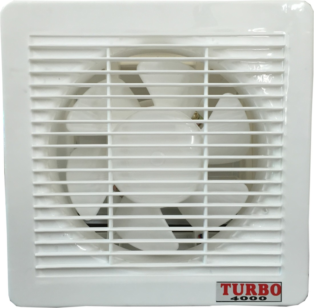 Turbo 4000 Ventilation 6 inch 6 Blade Exhaust Fan