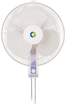 Crompton Greaves Hiflo Wave 3 Blade (400mm) Wall Fan