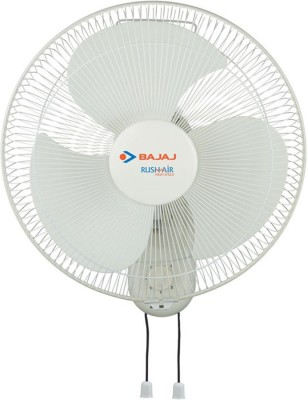Bajaj Rushair 3 Blade (300mm) Wall Fan