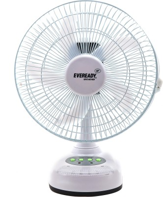 Eveready RF-04 Rechargeable Table Fan (with LED)