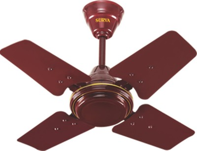Surya Sparrow 4 Blade (600mm) Ceiling Fan