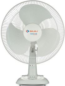Bajaj Rushair 3 Blade (400mm) Table Fan