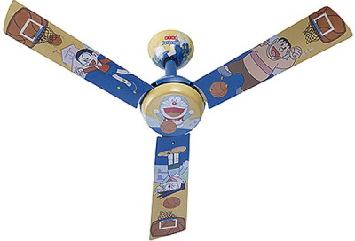 Usha-Doraemon-Basketball-3-Blade-(1200mm)-Ceiling-Fan