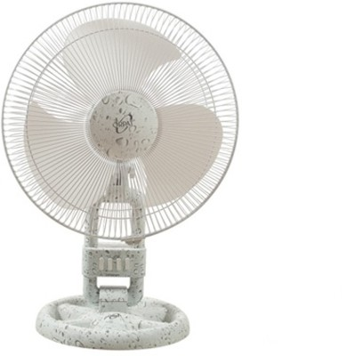 Orpat OTF-3307 Woody 3 Blade Table Fan