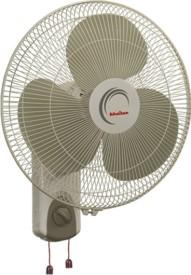 Khaitan Merlin Premium 3 Blade (400mm) Wall Fan
