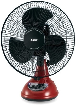 Orbit-RF-1294-3-Blade-Table-Fan