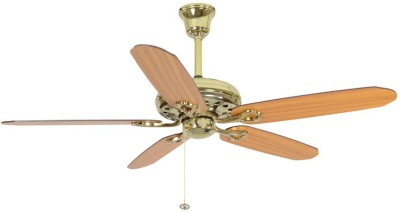 Hunter-Savoy-Bright-Brass-5-Blade-(1320mm)-Ceiling-Fan