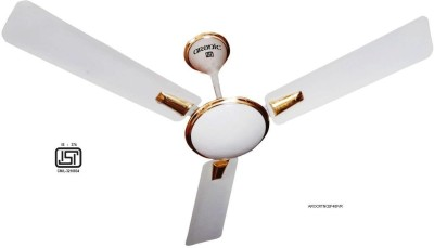 Creation 3 Blade (1200mm) Ceiling Fan