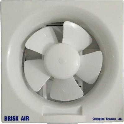 Brisk Air 5 Blade (200mm) Exhaust Fan