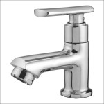 MAGICBATH NECTOR PILLAR COCK Faucet Set