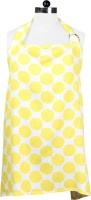 Bacati Nursing Cover Feeding Cloak (Yellow)