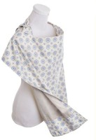 Belly Armor Nursing Cover Feeding Cloak (White)
