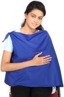Momtobe Momtobemohrblfwrap2 Feeding Cloak (Royal Blue)