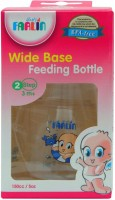 Farlin Wide Base Feeding Bottle  - Plastic (Blue)