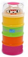 Baby's Clubb Milk Powder Container - Plastic (Multicolor)