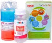 Farlin Feeding Set A  - Plastic, Rubber (Multicolored)