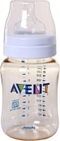 Philips Avent Feeding Bottle - M - Plastic, Silicone (White)