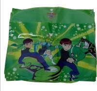 Ananda Sales Polypropylene Ben 10 My Clear Bag Set Of 12 (Set Of 12, Multicolor)
