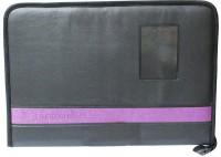 ZakTag Leather Portfolio Leather File (Set Of 1, Black)
