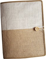 Renown Jute Made Jute Conference File Folder (Set Of 1, White)