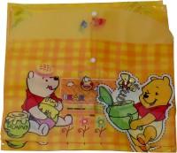 Ananda Sales Polypropylene Bear My Clear Bag Set Of 12 (Set Of 12, Multicolor)