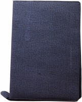 Aahum Sales Hard Bound Clothline Document File Folder Grey (Set Of 1, Grey)