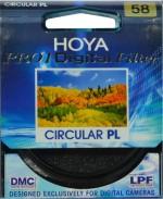 Hoya 58 mm Pro1 Digital Circular Polarizer