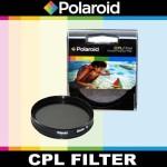 Polaroid Optics Cpl Circular Polarizer Filter For The Nikon