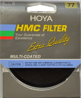 Buy Hoya 77 mm HMC (NDX8) Neutral Density Special Effects Filter: Filter