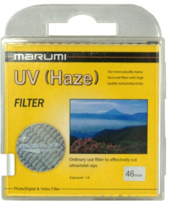 Buy Marumi 46 mm Ultra Violet Haze Filter: Filter