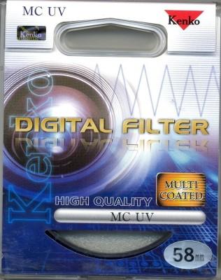 Buy Kenko 58 mm MC Ultra Violet Protector UV Filter: Filter