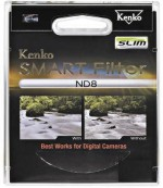 Kenko Smart 52mm Nd8 Slim