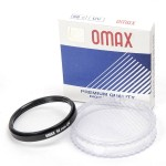 Omax 58mm UV Filter for Canon EF 24 mm 1:2.8 IS USM
