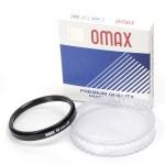 Omax 58mm UV Filter for Nikon AF S DX NIKKOR 55 300 mm f/4.5 5.6G ED VR