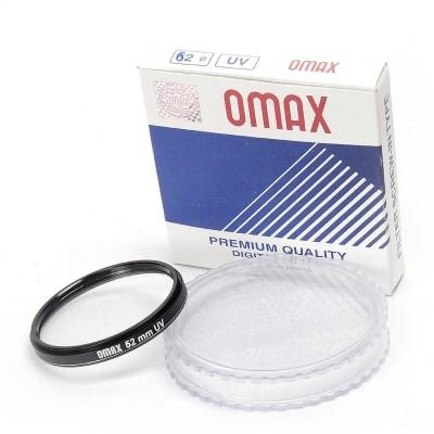 Omax 62mm UV Filter for Nikon AF Zoom Nikkor 70 300 mm f/4 5.6G