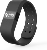 ERI Active Fitness Band (Black, Pack Of 1)