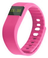 Everything Imported Smart Bracelet Fitness Watch Fitness Band (Pink, Pack Of 1)